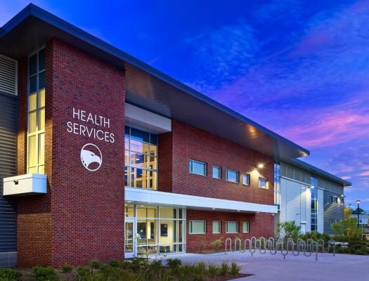 Health services building