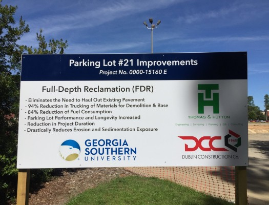 Parking Lot 21