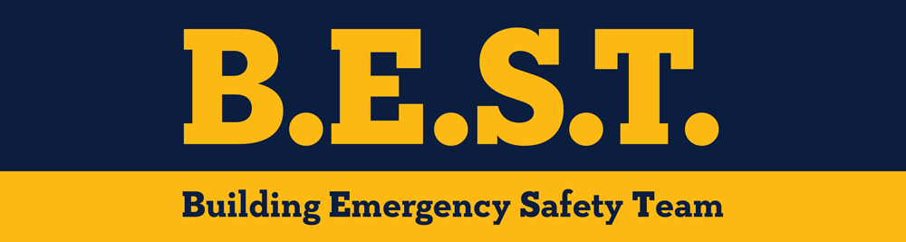 B.E.S.T. - Building Emergency Safety Team